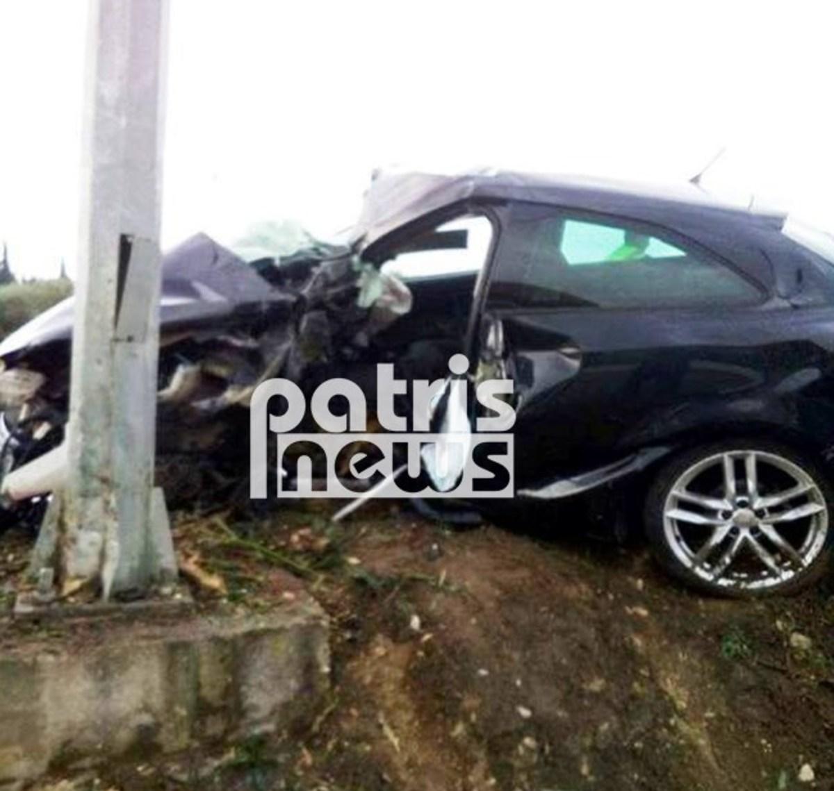 Ηλεία: Τραυματίστηκε σε τροχαίο ο Φαίδωνας Κουλούρης – Αυτοψία στο σημείο του ατυχήματος [pics] | Newsit.gr