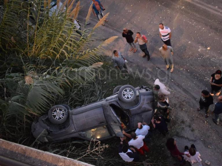 Ρέθυμνο: Πτώση τζιπ από γέφυρα – Αυτοψία στο σημείο του ατυχήματος και εικόνες αποκαλυπτικές [pics] | Newsit.gr