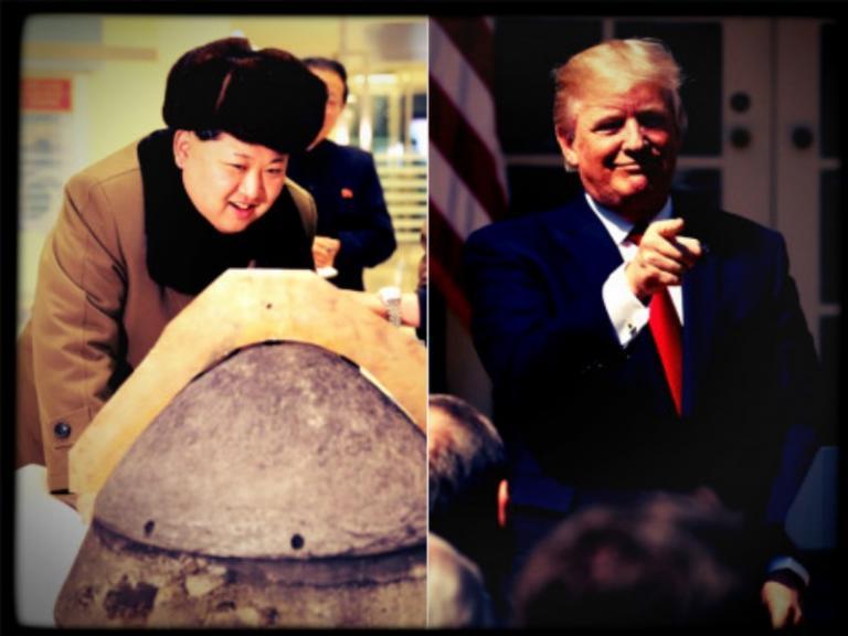 Νέες απειλές πολέμου από Τραμπ σε Βόρεια Κορέα – «Μόνο ένα πράγμα θα έχει αποτέλεσμα» | Newsit.gr