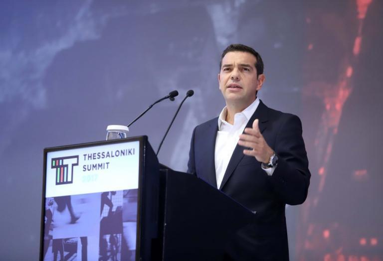 Τσίπρας: Να κάνουμε την Θεσσαλονίκη κέντρο όλων των Βαλκανίων [pics] | Newsit.gr