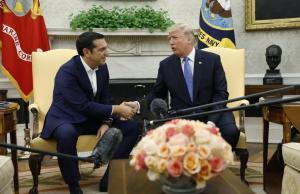 Πρωτοβουλία Τραμπ για ελάφρυνση χρέους – Το παρασκήνιο των επαφών Τσίπρα στις ΗΠΑ