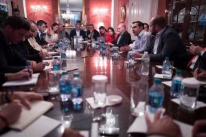 Τσίπρας: Οι βασικοί στόχοι επιτεύχθηκαν