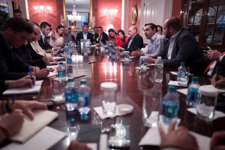 Τσίπρας: Οι βασικοί στόχοι επιτεύχθηκαν   Newsit.gr