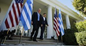 Τσίπρας – Τραμπ: Όλα όσα έγιναν στην επίσημη συνάντηση στις ΗΠΑ