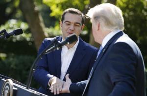 Τσίπρας – Τραμπ: «Πυρά» από ΝΔ και Λεβέντη!