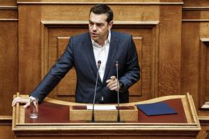 Βουλή: Ο πρωθυπουργός απάντησε στον Σταύρο Θεοδωράκη για τα F16