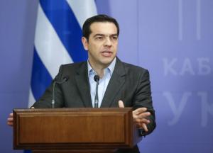 Αλέξης Τσίπρας: Greece is back