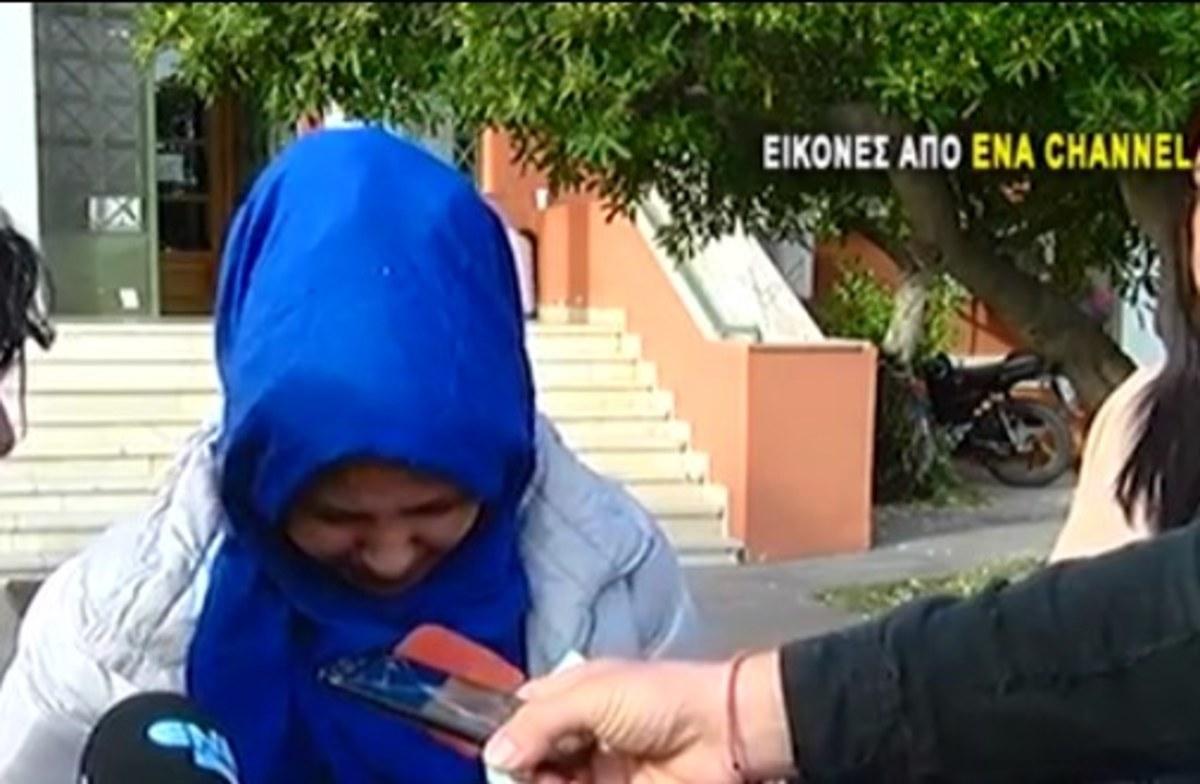 Τα δάκρυα της συζύγου του 32χρονου «τζιχαντιστή» – Κατέθεσε στην ανακρίτρια για την υπόθεση [vid] | Newsit.gr