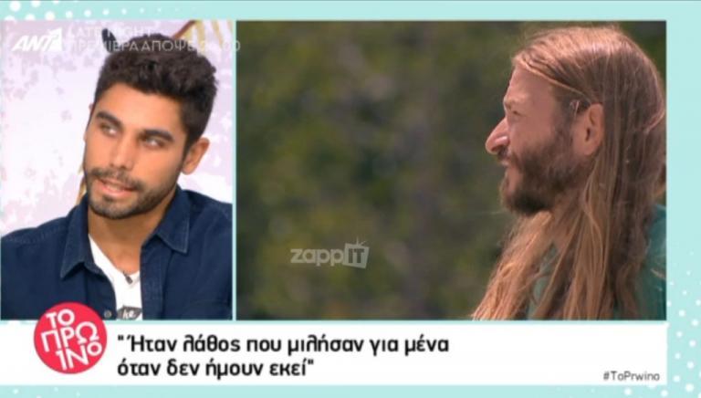 Παναγιώτης Βασιλάκος: Η απάντηση στον Οροκλό και οι «μπηχτές» για τον παίκτη του Nomads   Newsit.gr