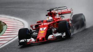 Formula 1: Vettel, Hamilton και βροχή οι πρωταγωνιστές των πρώτων δοκιμών του GP Ιαπωνίας