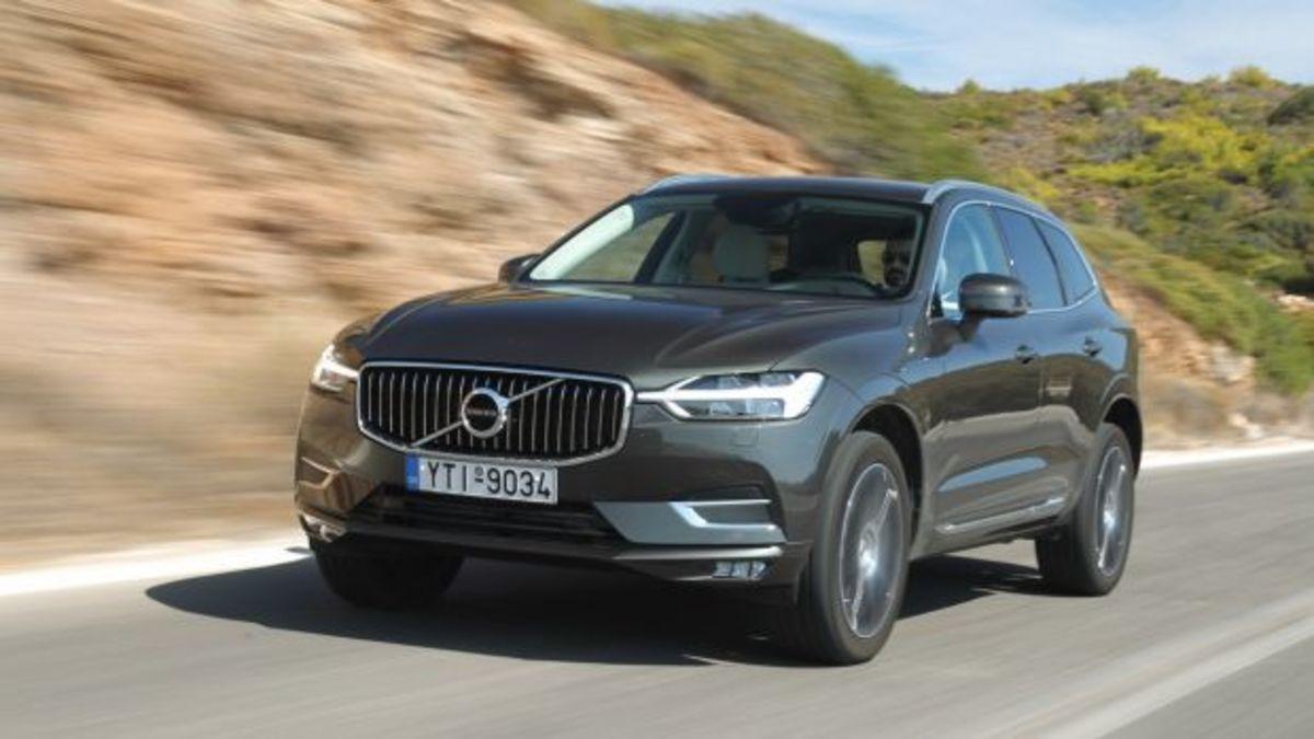 Δοκιμάζουμε το ολοκαίνουργιο Volvo XC60 D5 AWD [pics] | Newsit.gr