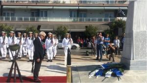 Βότσεια 2017: Η Θεσσαλονίκη τίμησε το Ναύαρχο Νικόλαο Βότση [pics, vids]
