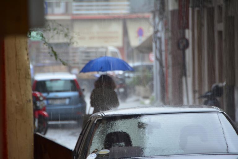 Καιρός – Έκτακτο δελτίο επιδείνωσης! 28η Οκτωβρίου με καταιγίδες και χαλαζοπτώσεις