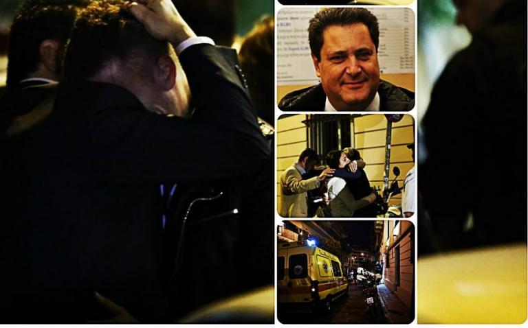 Μιχάλης Ζαφειρόπουλος: Αφέθηκε ελεύθερος ο ένας από τους τρεις προσαχθέντες | Newsit.gr
