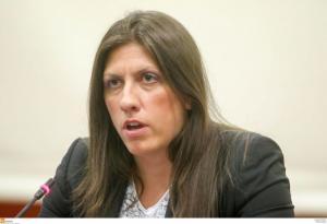 Ζωή Κωνσταντοπούλου: Η ανατρεπτική κυβερνητική της πρόταση