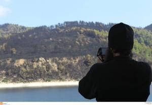 Άγιο Όρος: Τραυματισμός προσκυνητή σε δύσβατη περιοχή – Σε εξέλιξη επιχείρηση της πυροσβεστικής!