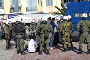 Λέσβος: Καταγγελία για επίθεση σε δημοσιογράφο από ακροδεξιούς