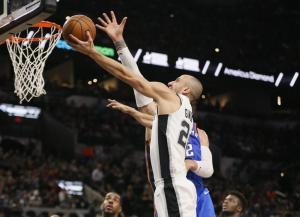 NBA: Ανατροπή για τους Σπερς! «Λύγισαν» τους Θάντερ [vid]