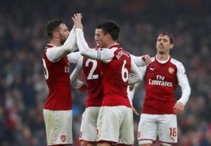 Premier League: Αφεντικό του Λονδίνου η Άρσεναλ! Εύκολα την Τότεναμ [vid]