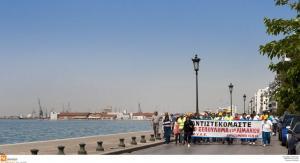 Θεσσαλονίκη: Τεράστια ζημιά από παραλείψεις του ΤΑΙΠΕΔ καταγγέλλουν οι εργαζόμενοι στο λιμάνι