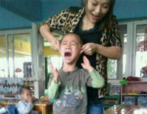 Νέα στοιχεία για τη νηπιαγωγό που βασάνιζε με βελόνες παιδάκια στο Πεκίνο