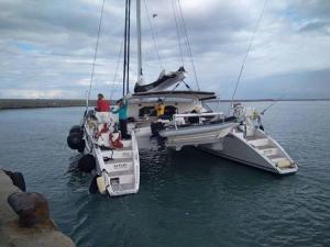 Κρήτη: Από το Ηράκλειο στην Καραϊβική με αυτό το ιστιοπλοϊκό – Το ταξίδι των 35 ημερών [pics]