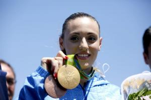 Κορακάκη: Παγκόσμια αναγνώριση! Αθλήτρια-πρότυπο για τους Ολυμπιακούς Αγώνες Νέων