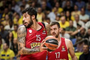 Euroleague: Τριπλή ελληνική εκπροσώπηση στο Top 10 του Οκτωβρίου [vid]