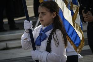Μυτιλήνη: Οι επίσημοι γύρισαν την πλάτη στους μαθητές – Παρέλαση με απρόοπτα στη Λέσβο!