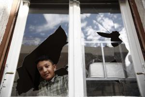 Κρήτη: Το εκπληκτικό μήνυμα ιερέα μετά την επίθεση στο σπίτι του μικρού Αμίρ [pics]