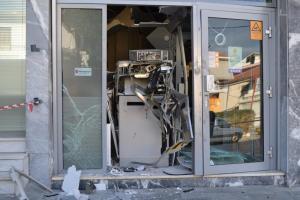 Κόρινθος: Ανατίναξαν ξανά ΑΤΜ και βούτηξαν χρήματα – Προβληματίζουν τα αλλεπάλληλα χτυπήματα!