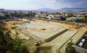 Γήπεδο ΑΕΚ: Εντυπωσιακές φωτογραφίες μέσα από drone!