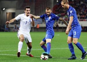 Ελλάδα – Κροατία 0-0 ΤΕΛΙΚΟ – Στο Μουντιάλ οι Κροάτες