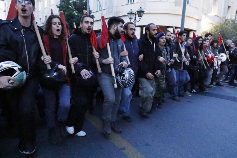 Πολυτεχνείο – LIVE: Λεπτό προς λεπτό η πορεία για την επέτειο της 17ης Νοεμβρίου   Newsit.gr