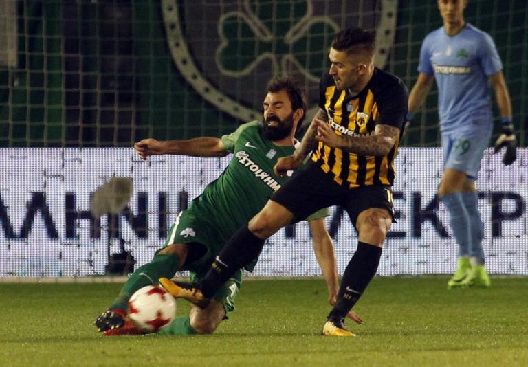 Παναθηναϊκός – ΑΕΚ 1-1 ΤΕΛΙΚΟ- Buzzer beater Λιβάγια | Newsit.gr