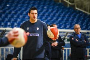 Εθνική Ελλάδας – Μαυροειδής: «Θα παλέψουμε σαν Έλληνες»