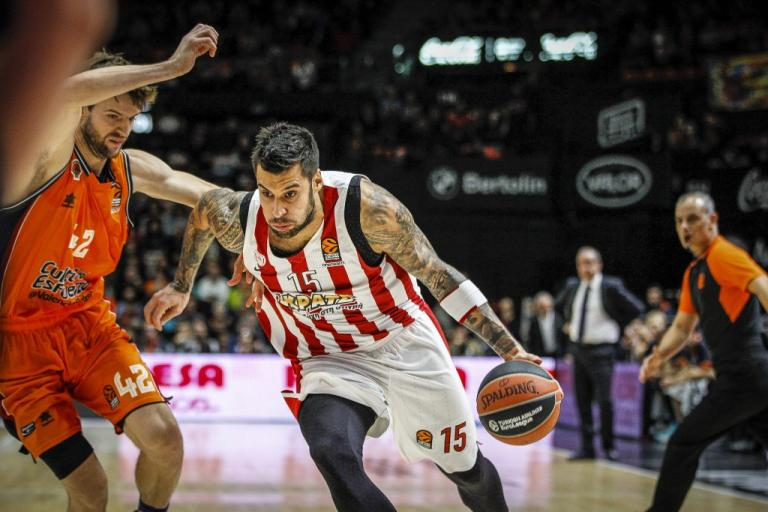 Βαλένθια – Ολυμπιακός: «Θρύλος» και στην Ισπανία! Ρεκόρ καριέρας ο Πρίντεζης | Newsit.gr