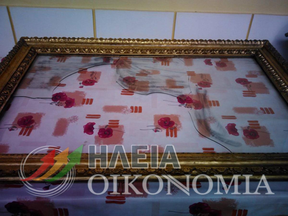 Πύργος: Μπήκαν σε εκκλησία και άφησαν αυτές τις εικόνες – Βούτηξαν χρήματα και τάματα [pics] | Newsit.gr