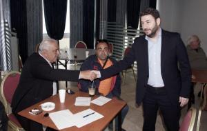 Ανδρουλάκης: Ισχυρή αντολή ανανέωσης και αλλαγής