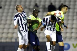 """Φινάλε με δυο γκολ! Δεν «ξεκολλάει» ο Απόλλων Σμύρνης! """"Άντεξε"""" η Λαμία"""