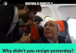 «Ανάκριση»! Το ασφυκτικό «πρέσινγκ» Ιταλού δημοσιογράφου στον Βεντούρα [vid]