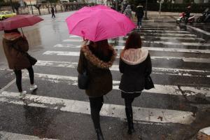 Καιρός: Πάρτε ομπρέλα, βροχές και καταιγίδες σήμερα