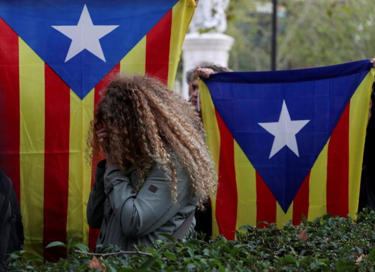 Καταλονία: Αποκλεισμός δρόμων και αναβρασμός!