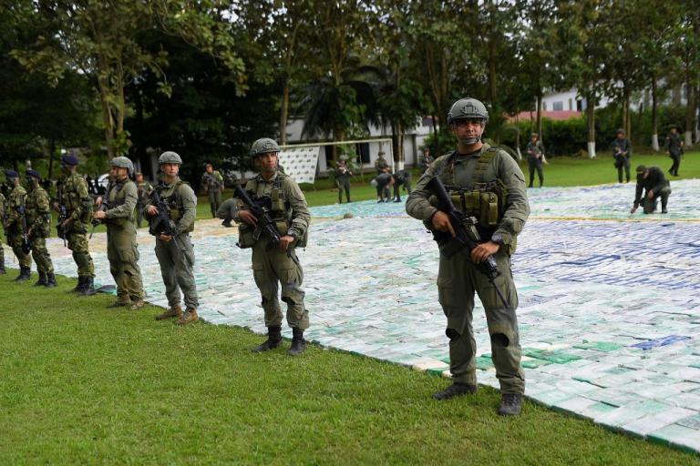Κολομβία: Κατέσχεσαν 2,3 τόνους κοκαΐνης που ανήκε σε αποστάτες της οργάνωσης FARC | Newsit.gr