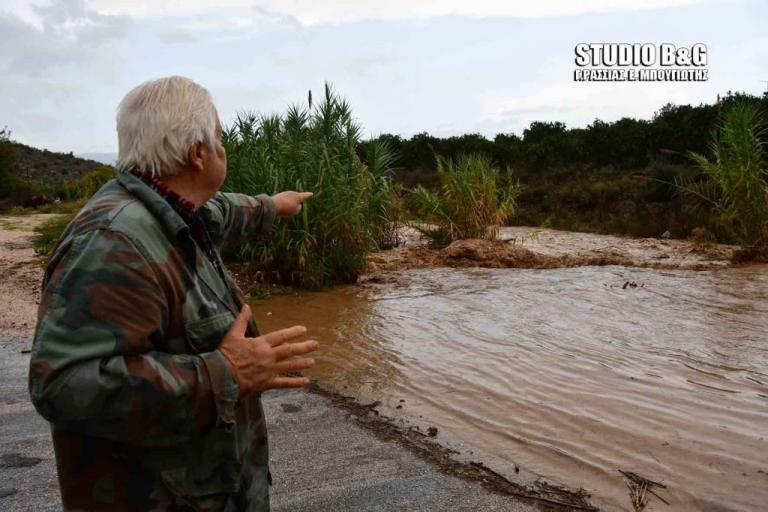 Ναύπλιο: Φούσκωσαν ξανά τα ρέματα στο Ναύπλιο – Σε επιφυλακή οι υπηρεσίες του δήμου [vid] | Newsit.gr