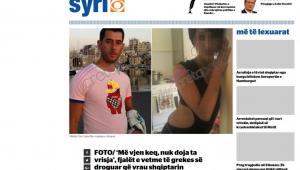 Πρώτο θέμα στα αλβανικά ΜΜΕ η δολοφονία του 35χρονου στο Ηράκλειο