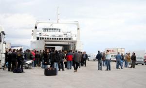 Παρατείνεται η απεργία των ναυτεργατών της Κέρκυρας μέχρι το πρωί του Σαββάτου