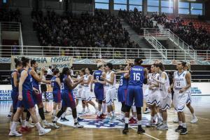 Ακάθεκτη η Εθνική Γυναικών στα προκριματικά του Eurobasket 2019!
