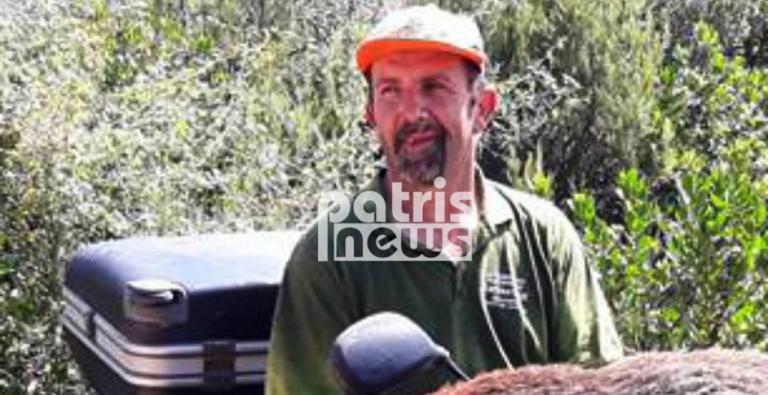 Ηλεία: Εθελοντής μέχρι θανάτου – Έχασε τη μάχη ο Δημήτρης Φλέσσας | Newsit.gr