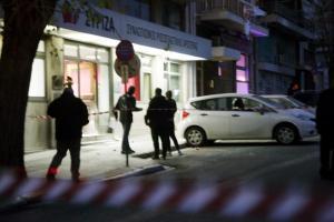 Πήραν αστυνομικούς από τη Μάνδρα και τους έστειλαν να φυλάξουν τον ΣΥΡΙΖΑ!